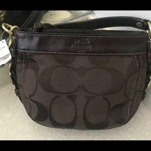 Coach Zoe mini bag - NWT